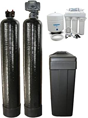 Premiersoft Softener 64K and Upflow carbon 2 cubic Ft Filtration & drinking water system