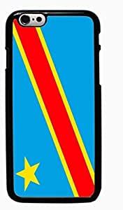 Personality customization Congo flag Hard Case for iPhone 6 4.7 Special Design for you