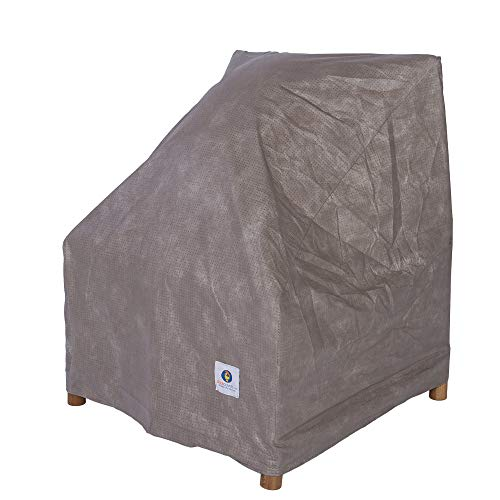 Duck Covers Elite Patio Chair Cover with Inflatable Airbag to Prevent Pooling, Fits Outdoor Patio Chairs 29