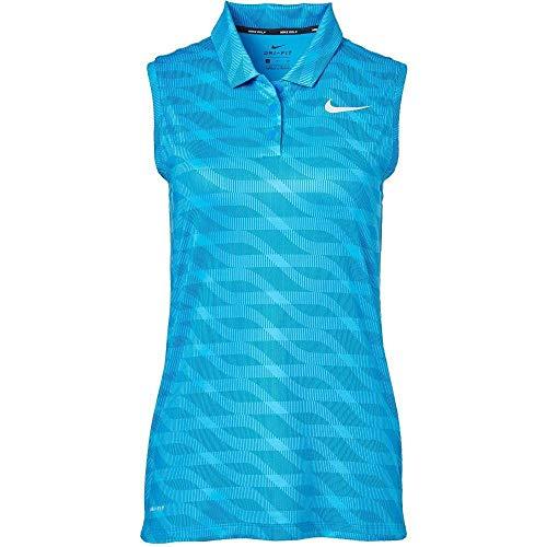(ナイキ) Nike レディース ゴルフ トップス Nike Dry Sleeveless Golf Polo [並行輸入品]
