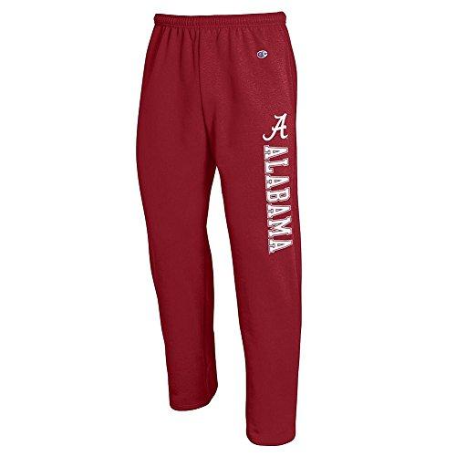 (Elite Fan Shop Alabama Crimson Tide Sweatpants - L)