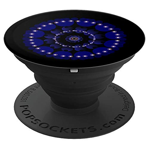 Evil Eye Nazar Amulet Protective Charm Many Eyes - PopSockets Grip and Stand for Phones and Tablets