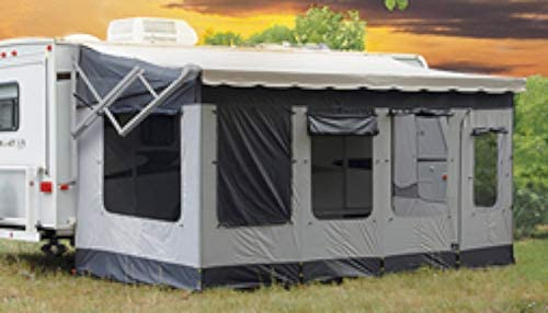 Amazon Com Carefree 291600 Vacation R Screen Room For 16 To 17 Awning Automotive
