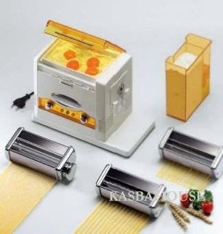Marcato Pasta Fresca Electric Pasta Machine and Mixer