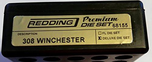 Redding Premium Series Deluxe 3-Die Set 308 Winchester by Redding