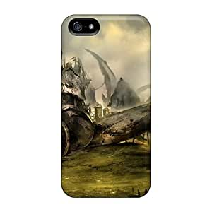 Fashionable Style Case Cover Skin For Iphone 5/5s- Colossus Defeated
