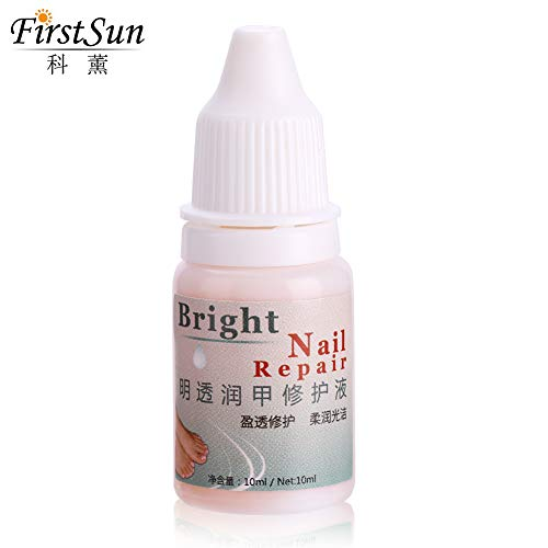 Fungal Nail Treatment Gel Whitening Toe Care Essence Fungus Removal Liquid 1PC 10ml by Zerone (Image #5)