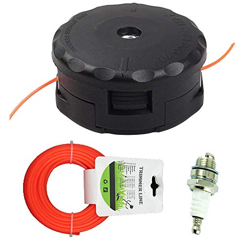 TOPEMAI Trimmer Head for Echo Speed Feed 400 Echo PAS230 PAS231 PAS260 PAS261 PAS265 PAS266 PAS280 SRM210 SRM211 SRM225