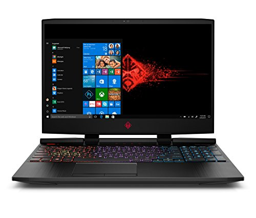 OMEN by HP 2018 15-inch Gaming Laptop, Intel i7-8750H Processor, NVIDIA GTX...