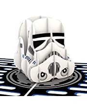 Lovepop Star Wars Imperial Stormtrooper Pop Up Card, Father's Day Card, 3D Card, Birthday Card, Greeting Card, Star Wars Card
