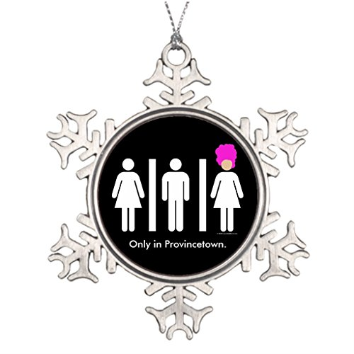 Huky Ideas For Decorating Christmas Trees Women. Men. Drag Queens. Halloween Snowflake Ornaments (Drag Queen Halloween Ideas)