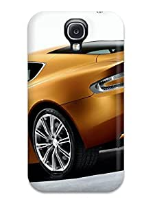 Top Quality Case Cover For Galaxy S4 Case With Nice Aston Martin Virage 25 Appearance