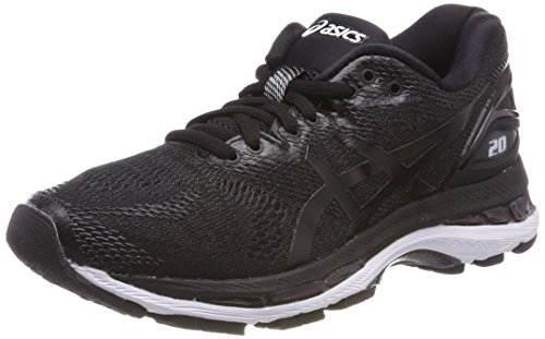 Asics Shoes Running Blackwhitecarbon Black Gel Women's 20 9001 Nimbus xwr7Sa4x