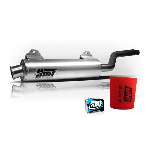 UNI Filter Jet Kit HMF Yamaha Kodiak 450 2003-2005 Slip On Exhaust Muffler