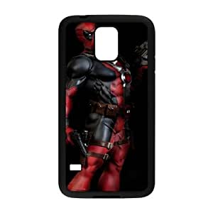 deadpool the video game Samsung Galaxy S5 Cell Phone Case Black Tribute gift pxr006-3904204