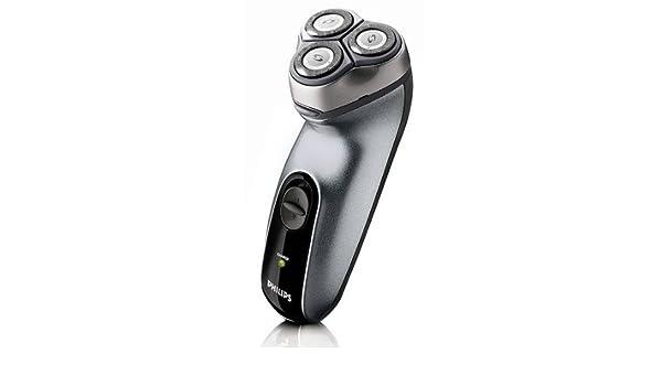 Philips 6000 series - Afeitadora (Rotation shaver, Gris, Corriente ...