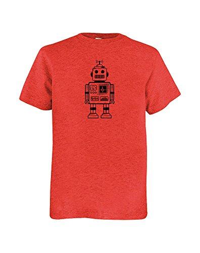 kids robot shirt - 5