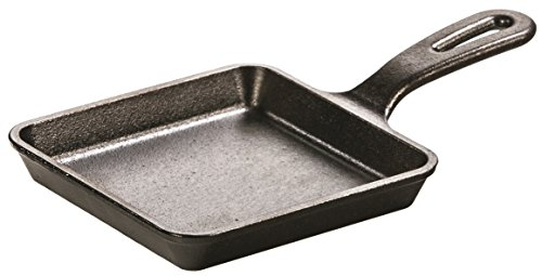 Lodge L5WS3 Cast Iron Wonder Skillet, Pre-Seasoned, ()