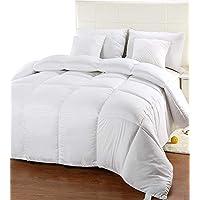 Utopia Bedding Comforter Duvet Insert - Quilted Comforter...