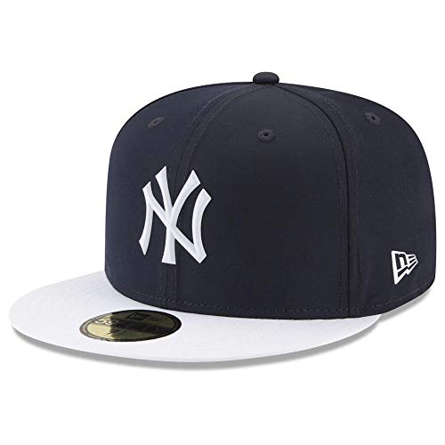(New Era New York Yankees 2018 On-Field Prolight Batting Practice 59FIFTY Fitted Hat -)