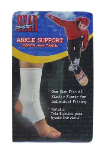 White Ankle Wrap - Athletic Ankle Wrap