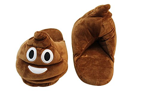Sonno Color1 Morbide Di Unisex Emoticon Peluche Pantofole Adulti Cartoon Calde Pattini Invernali Interne UU7xzPqw
