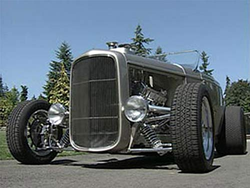 14th Annual Mopar Car Show and  Stacked '32 Ford Roadster