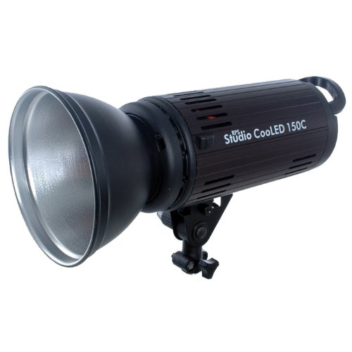 (RPS Studio RS-5710 150c Watt Variable Color Correct CooLED Light Includes Remote)