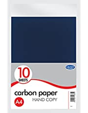 A4 MANO CARBONO (Paquete Quantity 10)
