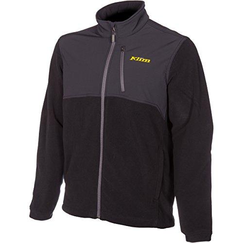 - Klim Everest Men's Ski Snowmobile Jacket - Black/Large