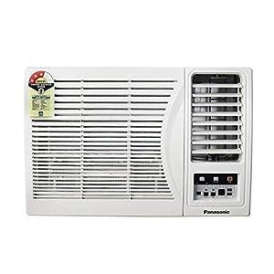 Panasonic 1 Ton 3 Star Window AC (Copper, PM 2.5 Filter, 2020 Model, CW-YC1216YA White)