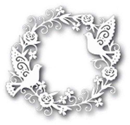 Tutti Designs Thin Metal Die - Dove Circle - Tutti-100