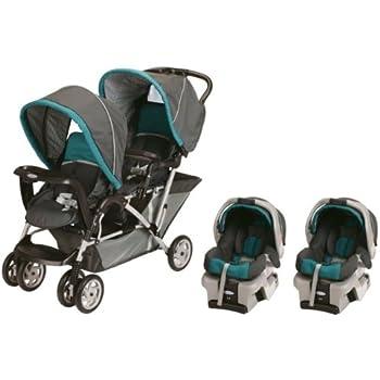 Amazon Com Graco Duoglider Folding Double Baby Stroller