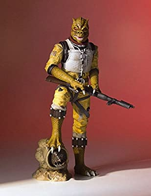 Gentle Giant GG80755 Bossk Collectors Gallery Statue, Green