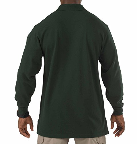 5.11 Tactical Professional LS Polo Shirt - LE Green - XXX Large