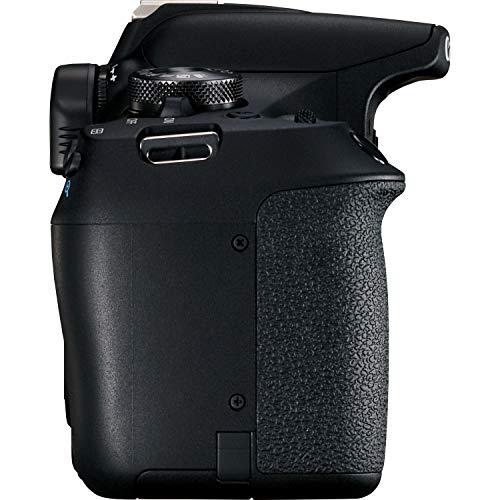 Canon Italia EOS 2000D, Fotocamera Reflex, Nero