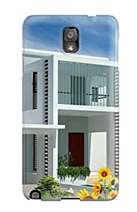 Kara J smith's Shop Hot 7676218K70813897 Excellent Design Modern Houses Case Cover For Galaxy Note 3