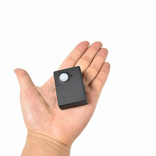 Mengshen Mini Smart Wireless PIR Motion Detector Sensor Support HD Camera SMS MMS GSM Anti-theft Alarm System MS-X9009 [並行輸入品] B01KBR6EX8