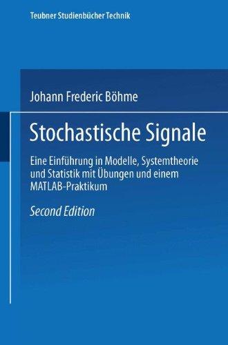 Stochastische Signale:
