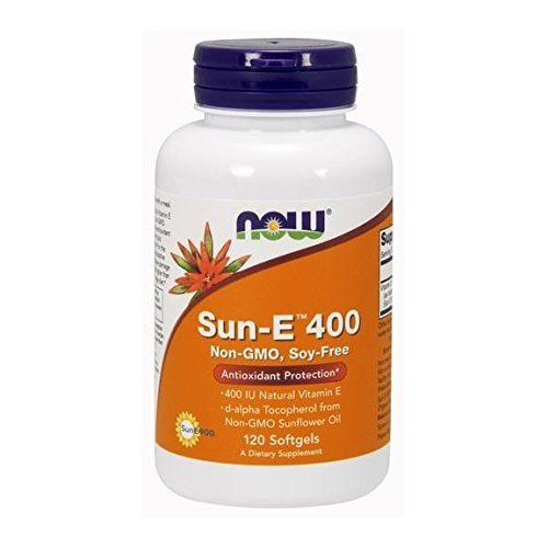 NOW Sun-E 400 IU SF,120 Softgels