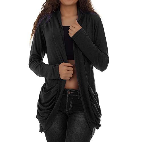 Manteau Mode Solide Sexy Femmes Tricot Cardigan Malloom 8qFw0p