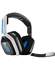 ASTRO Gaming A20 Wireless Headset Gen 2 for Playstation 5, Blue