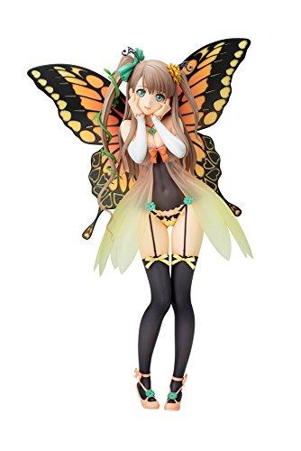 - 4 Leaves Tony's Heroine Collection Innocent Fairy Freesia 1/6 Scale Complete Figure Japanese Cute Girl Model Kotobukiya