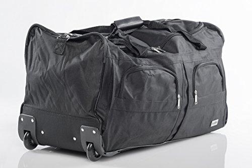 096e834bc1a4 Matthias Kranz Luggage Set Black BLACK XL 100 Lieter - Buy Online in Oman.