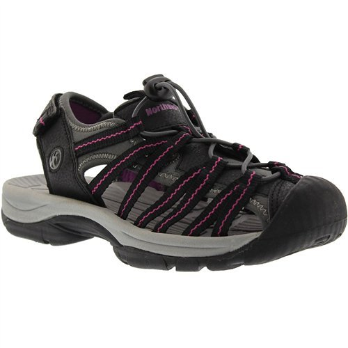 Image of Northside Womens Savannah Sport Closed Toe Sandal