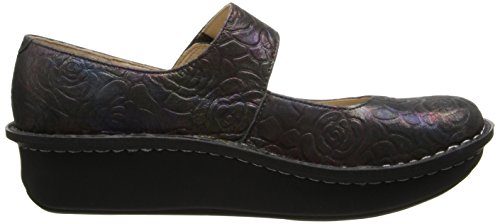Alegria Womens Paloma Flat Rose Shadow