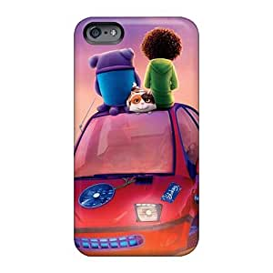 Protector Hard Cell-phone Cases For Iphone 6 With Allow Personal Design High-definition Cartoon Movie 2014 Pictures DannyLCHEUNG