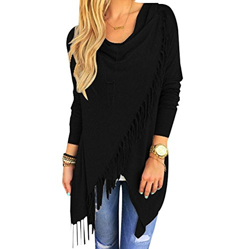 Phoenix Womens Wrapped Cardigan Asymmetric product image