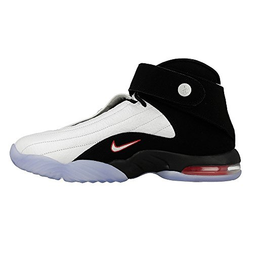 Nike Air Penny IV White Black-True Red