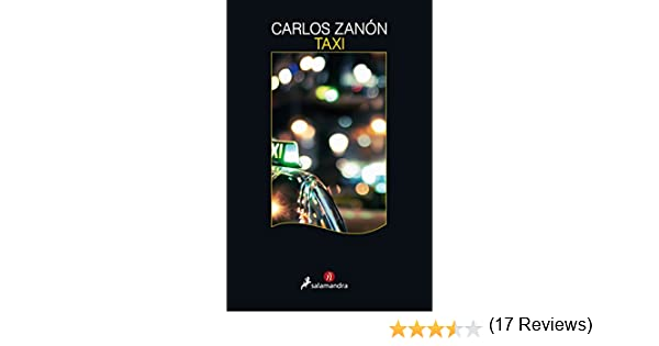 Taxi eBook: Zanón, Carlos: Amazon.es: Tienda Kindle